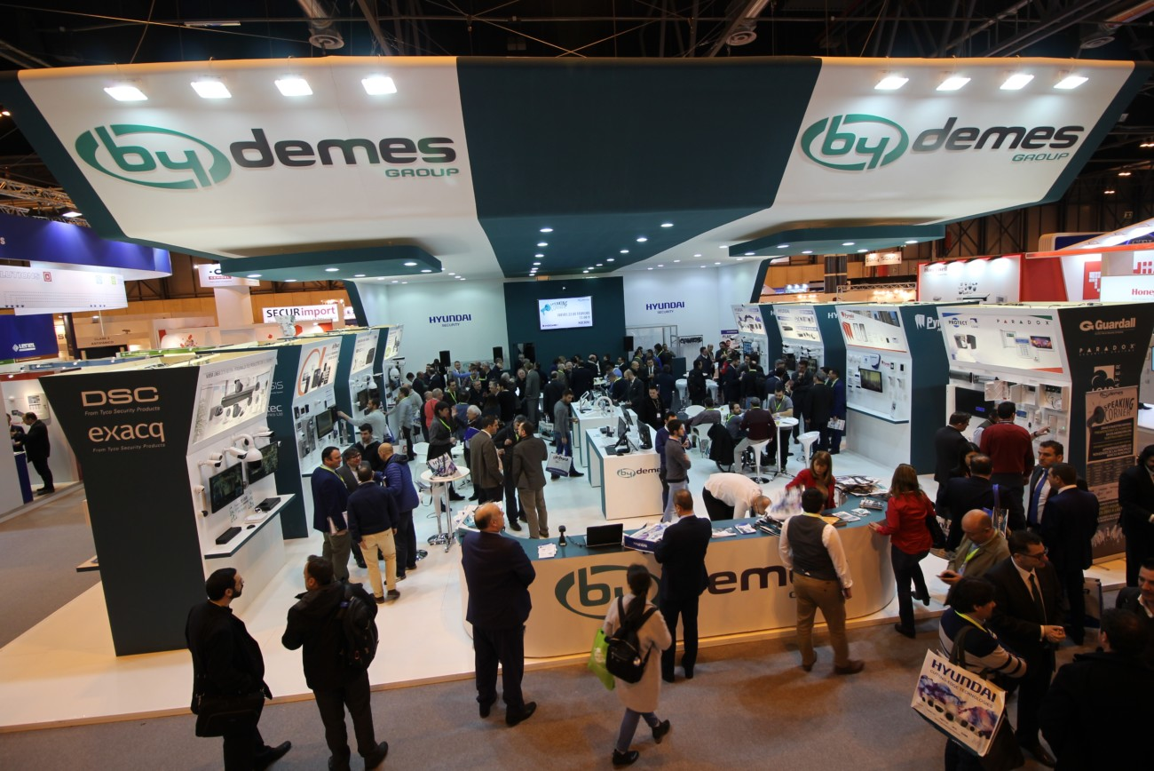By Demes Group SICUR 2020