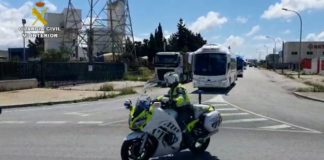 GUARDIA CIVIL vigilancia